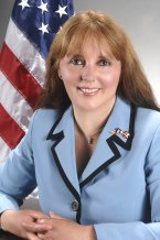Nassau County Legislator Delia DeRiggi-Whitton